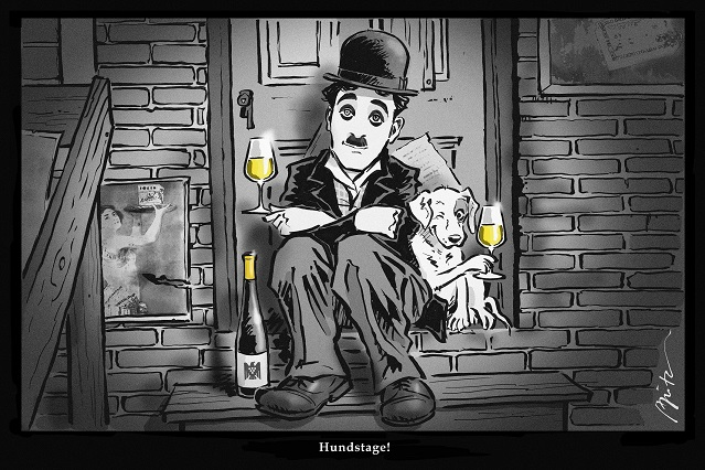 Hollywood-Charlie Chaplin klein